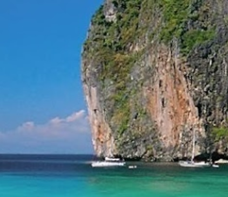 Phi Phi Islands Tour, Thailand