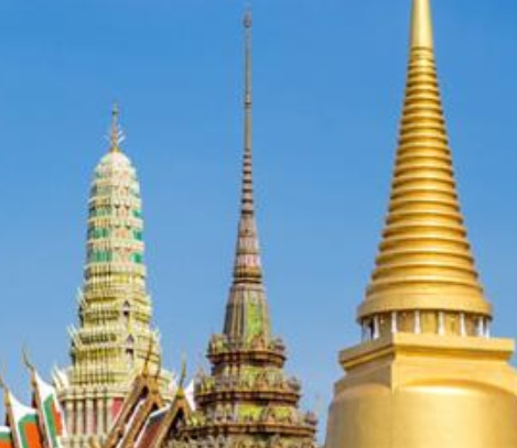 The Grand Palace Bangkok Tour, Thailand